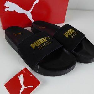 Puma Shoes | Puma Leadcat Suede Leather
